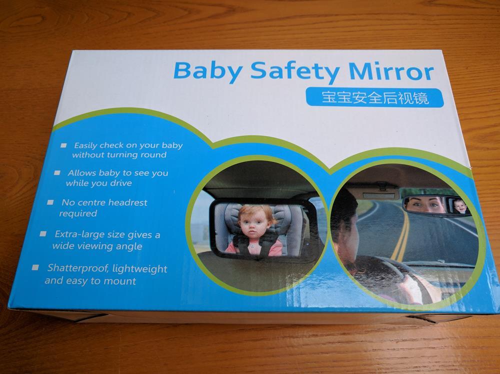 Espejo de coche para Bebé